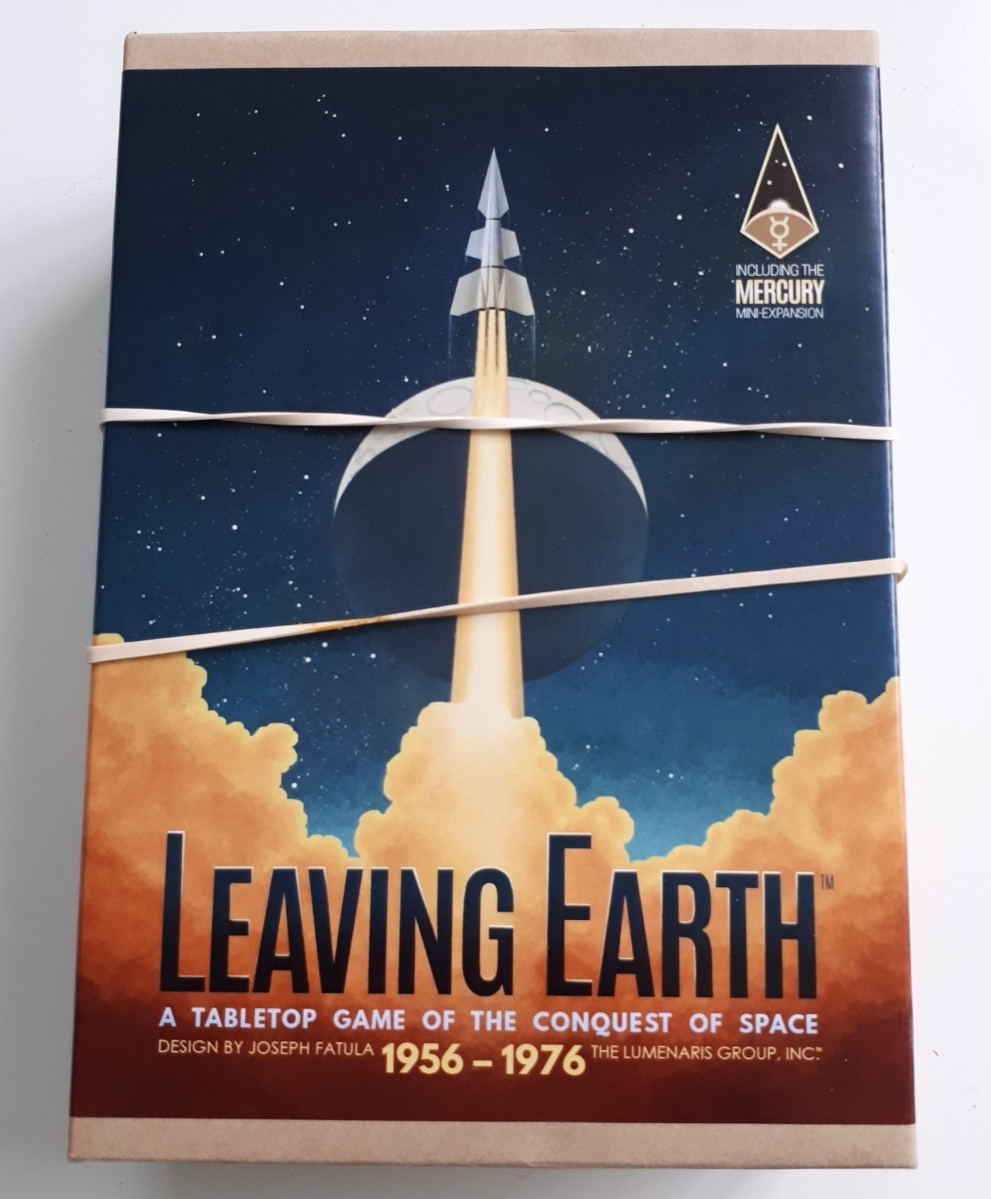 REVIEW: Leaving Earth