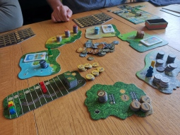 Altiplano board